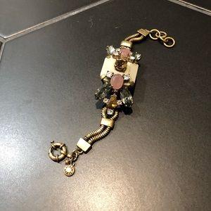 J. Crew Jewelry - J. CREW: jeweled bracelet